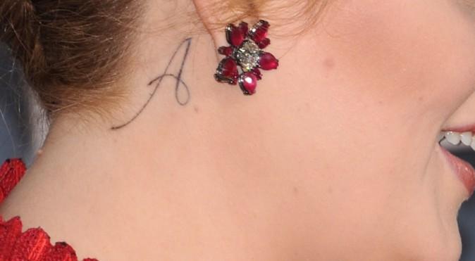 A qui est ce tatouage ?