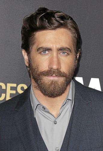 Le cheveu épais, le regard azur, le poil proéminent, Jake Gyllenhaal, un mec qui fait mâle !