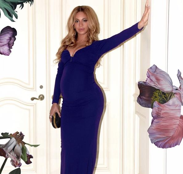 La grossesse de Beyoncé: quelles astuces pour être resplendissante?