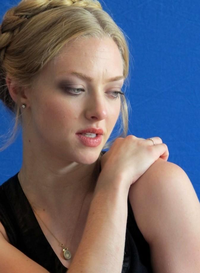 Amanda Seyfried : dans le cou...