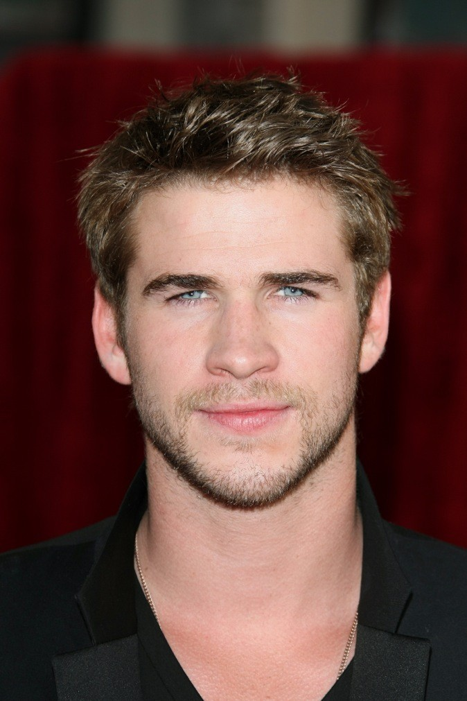 Liam Hemsworth !
