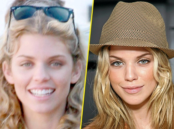 Star sans maquillage : AnnaLynne McCord
