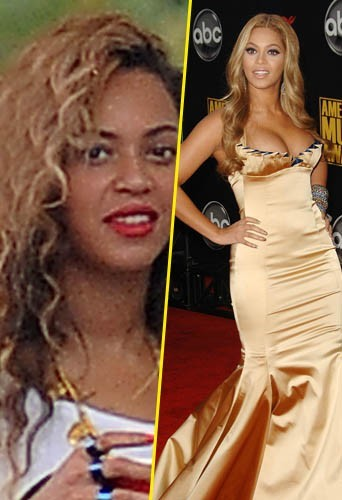 Beyoncé, plus jolie sur le red carpet qu'au naturel...