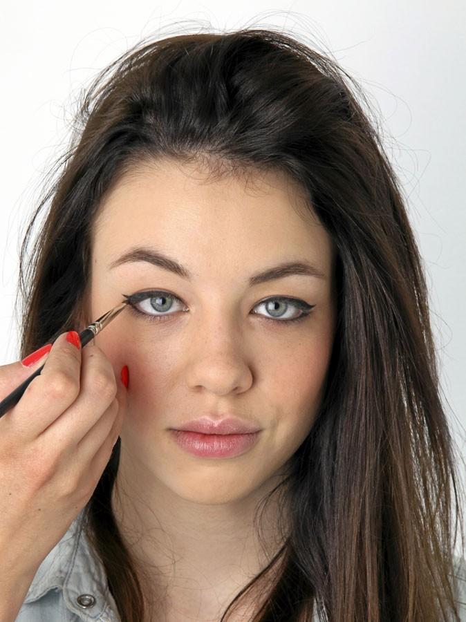 Maquillage De Star T 2011 Mode D 39 Emploi Des Yeux De Biche D 39 Emma Stone