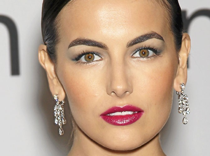 maquillage de star mode d 39 emploi du make up 80 s de camilla belle. Black Bedroom Furniture Sets. Home Design Ideas