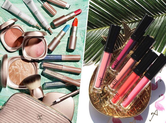 Maquillage : Kiko, Nyx, E.L.F, Tarte Cosmetics... ces marques de make-up pas chères où la qualité est au rendez-vous