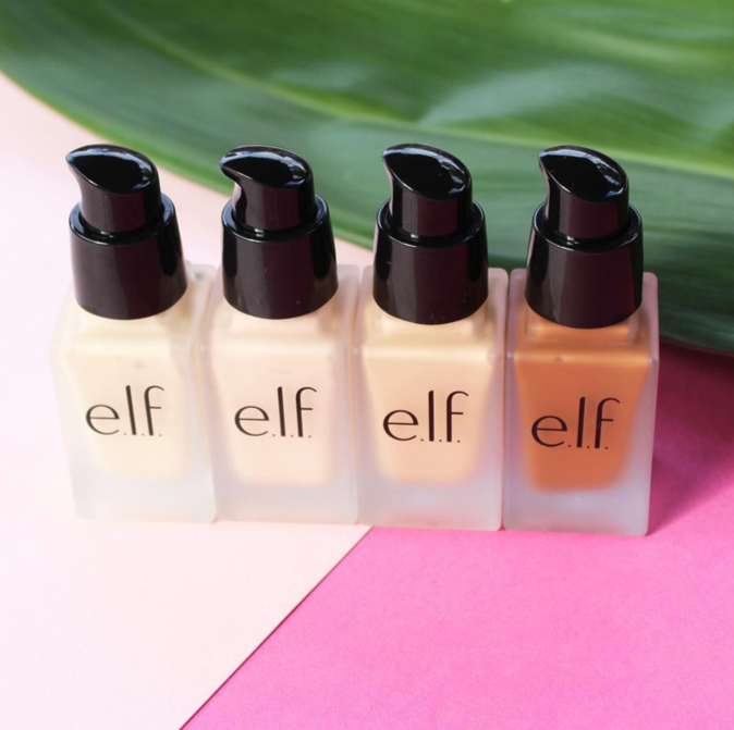 Maquillage qualitatif et pas cher : Les produits de la marque E.L.F Cosmetics