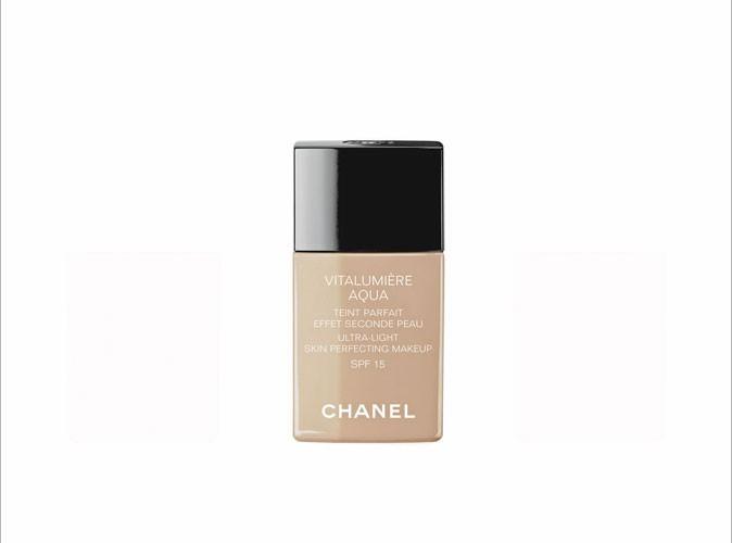 Un fond de teint Chanel pour peaux ternes