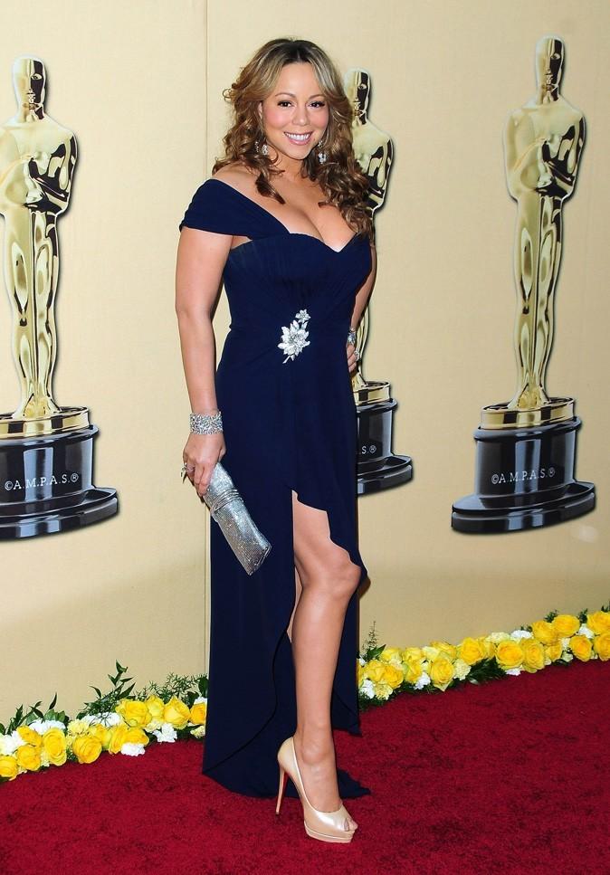 Le vrai poids de Mariah Carey : 60 kg pour 1,75 m !