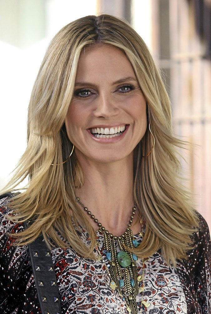 Minceur : Heidi Klum est accro au régime Stillman