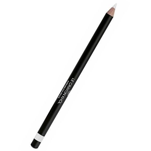 Mode d'emploi du maquillage fluo : un khôl Chanel
