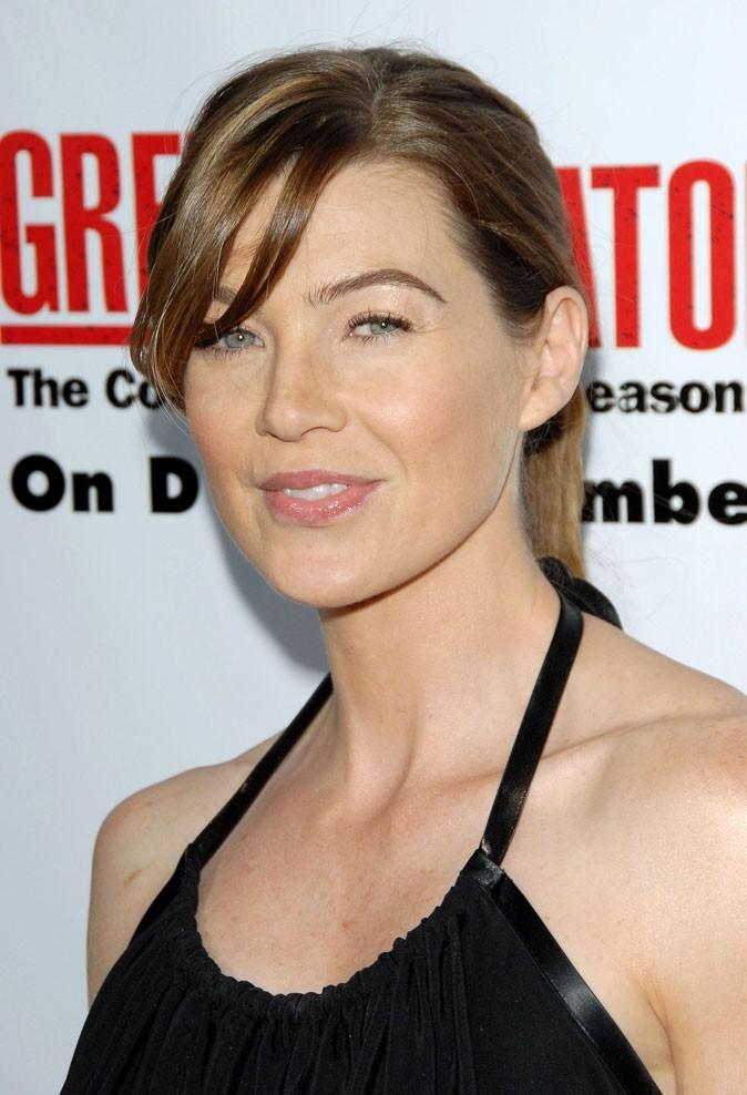 Beauté de star : le maquillage nude d'Ellen Pompeo