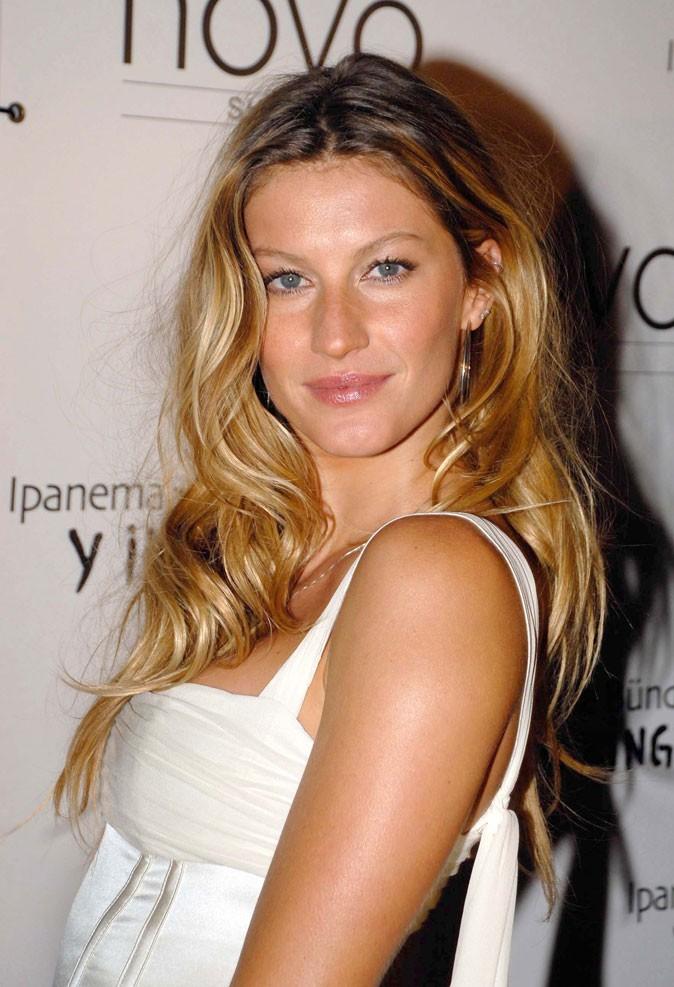 Beauté de star : le maquillage nude de Gisele Bündchen