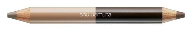 Crayon double pour les yeux, ,Shu Uemura. 25 €