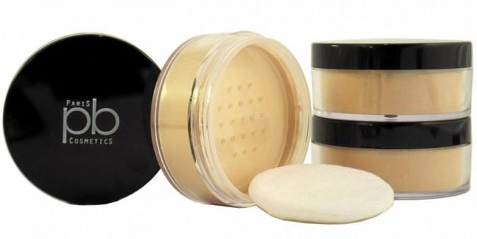 Poudre libre beige, PB Cosmetics. 3 €.