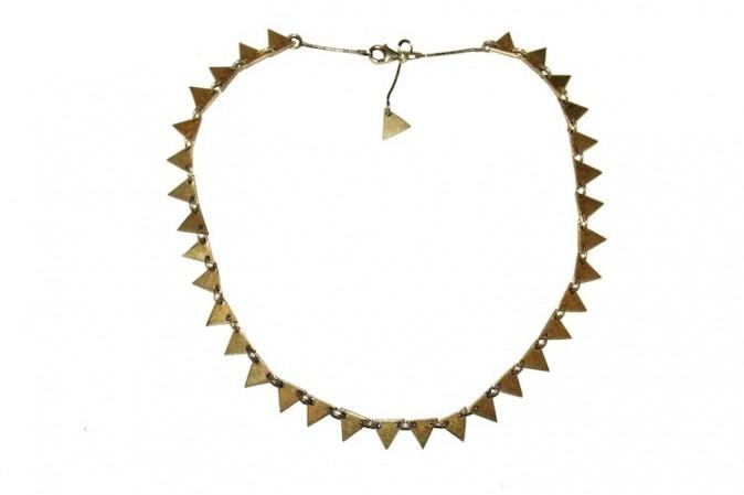 Headband en vermeil, Shamaz Jewels sur shamazjewels.com 155 €