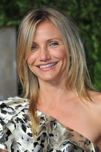 Oscars 2011 : la coiffure brushing de Cameron Diaz