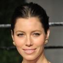 Oscars 2011 : la coiffure chignon de Jessica Biel