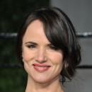 Oscars 2011 : la coiffure chignon de Juliette Lewis