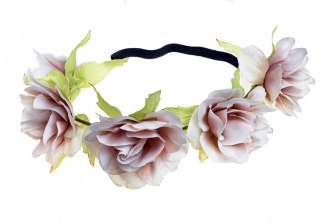 Bronzette à Phuket : Headband à fleurs, Claire's, 12,99€