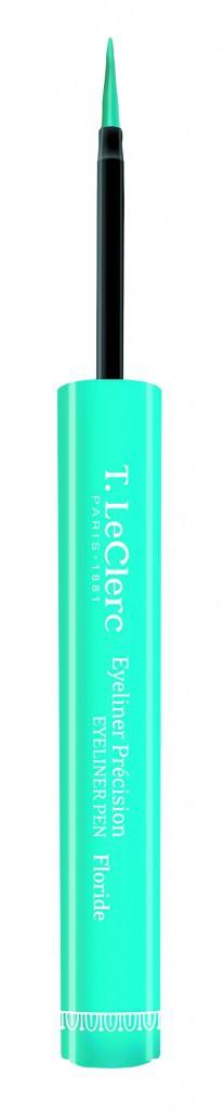 Fashionista à New York : Eye-liner turquoise Floride, édition limitée Flamingo T. leClerc 25,30 €