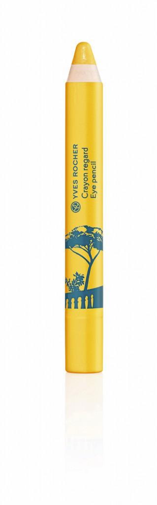 Fêtarde à Séville : Crayon regard jaune citron, Yves Rocher 5,50 €