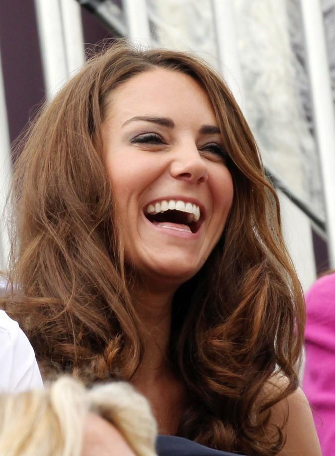 Kate Middleton !