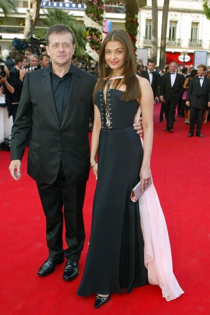 Aishwarya Rai au 56ème Festival de Cannes !