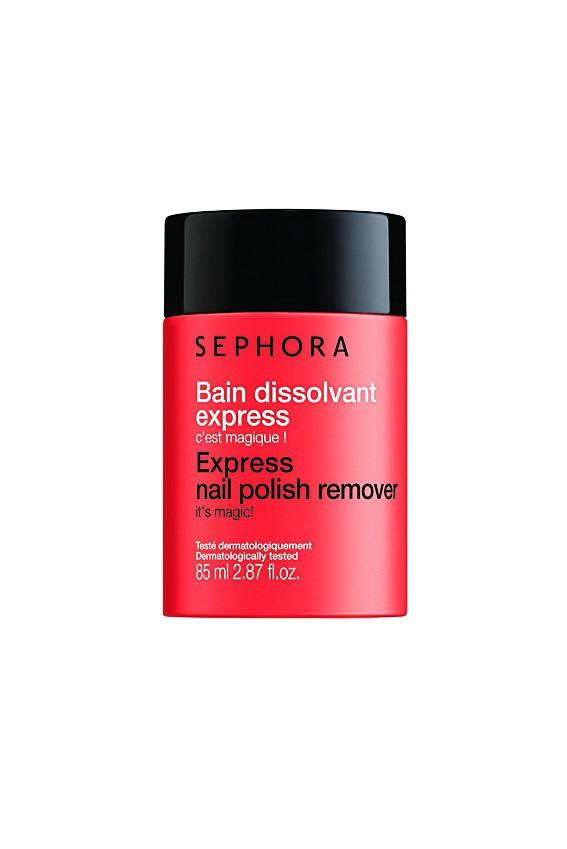 Bain dissolvant Sephora 7,95 €