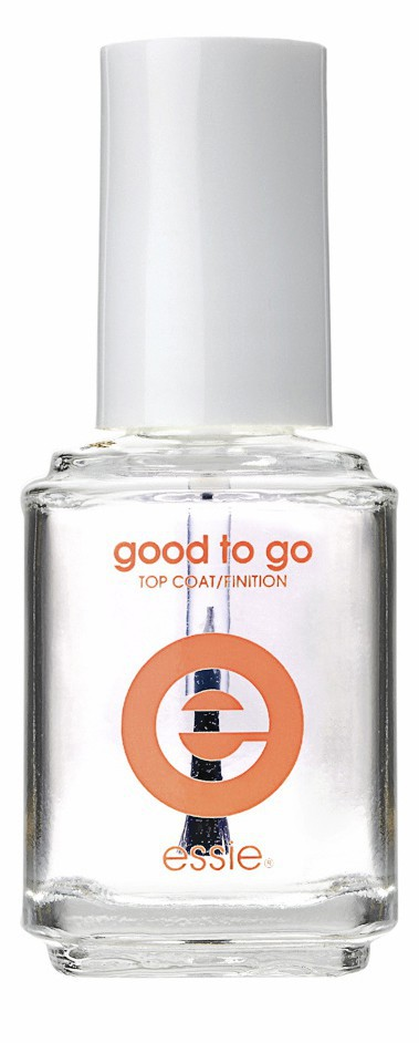 Top coat fnition, good to go, Essie 12,90 €