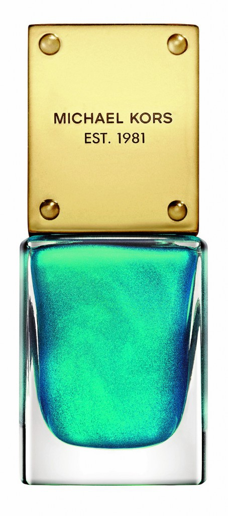 Vernis à ongles bleu, Thrill, Michael Kors 18,50 €