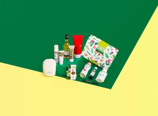 ̀ A Gagner : Ma Green box de Monoprix