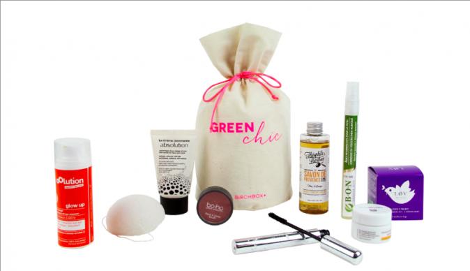 La Green box de birChbox : en édition limitée à partir du 15 avril sur birchbox.fr (34 € pour les abonnées, 39 € pour les autres)
