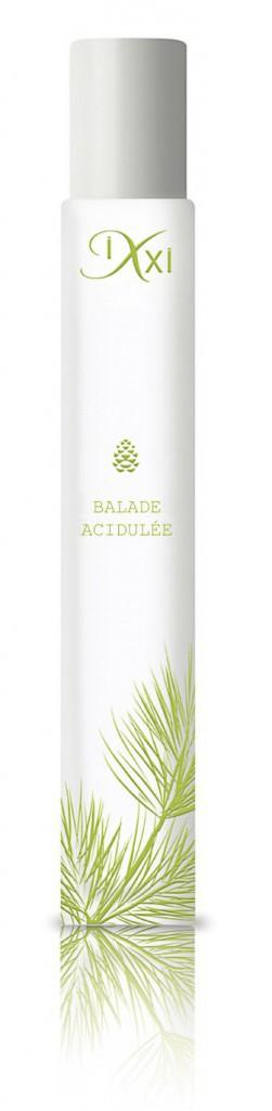 La nature au parfum : Eau parfumée Balade acidulée, Ixxi 19,90€