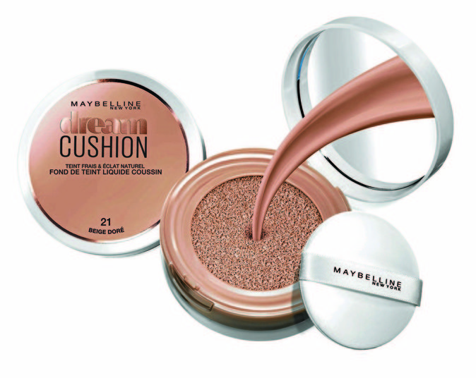 Les Cushions : Dream Cushion, Maybelline 14,50 €