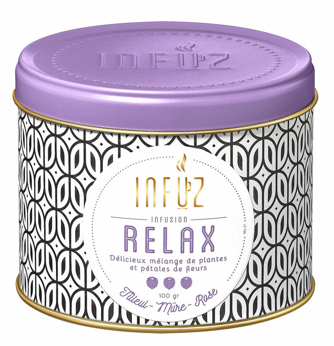 Infusion Relax, Infuz. 5,80 €