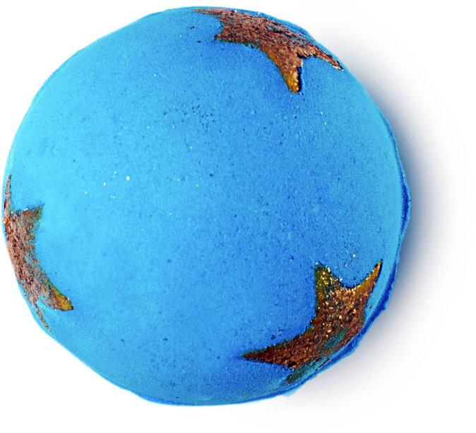 LE BAIN RELAXANT : Bombe de bain Shoot for the Stars, Lush. 5,95 €