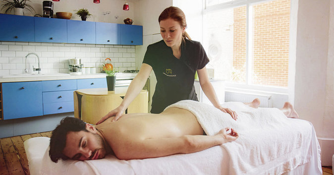Urban Massage, le service from London