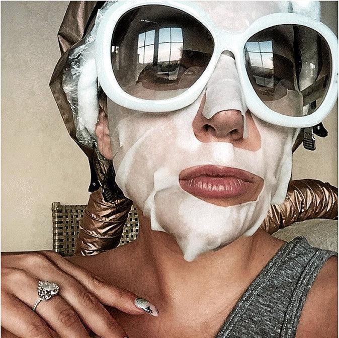 Les masques pour peaux matures
