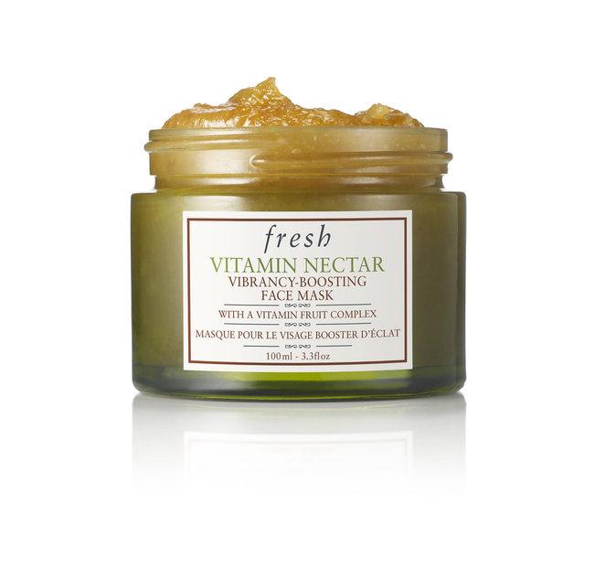 Masque booster d'éclat Vitamin Nectar, Fresh. 69 €.