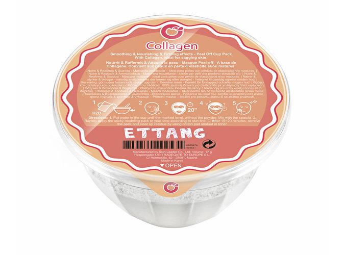 Masque peel-off en poudre à diluer, Ettang chez Sephora. 4,50 €.