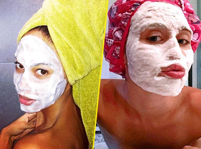 Photos : Beauté : Peaux sèches, peaux ternes, peaux grasses : C'est l'heure du bal masqué !