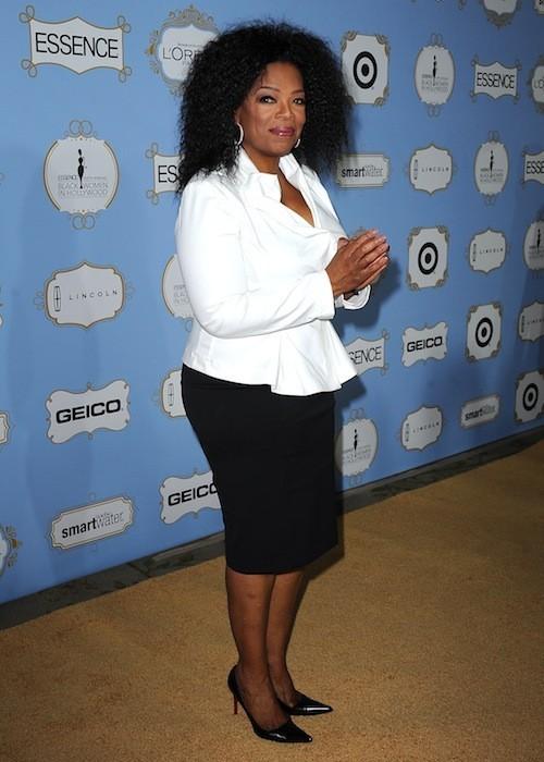 Oprah Winfrey !