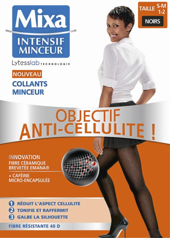 Je fonds sous mes vêtements : Collants Minceur, Mixa. 17,50 €
