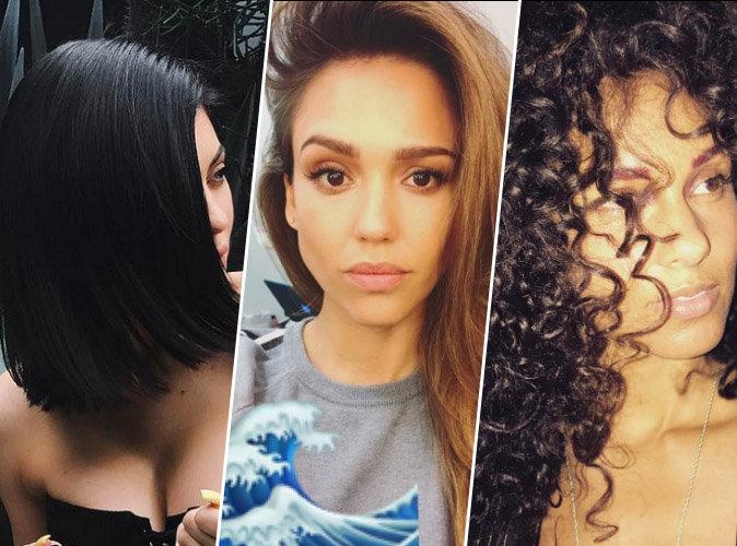 Kylie Jenner, Jessica Alba, Alicia Keys... Comment raviver la flamme de vos cheveux ternes ?