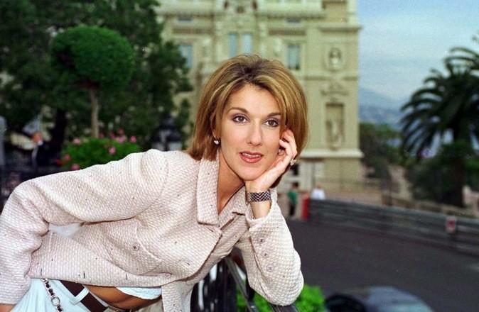 Elle pose à Monaco !