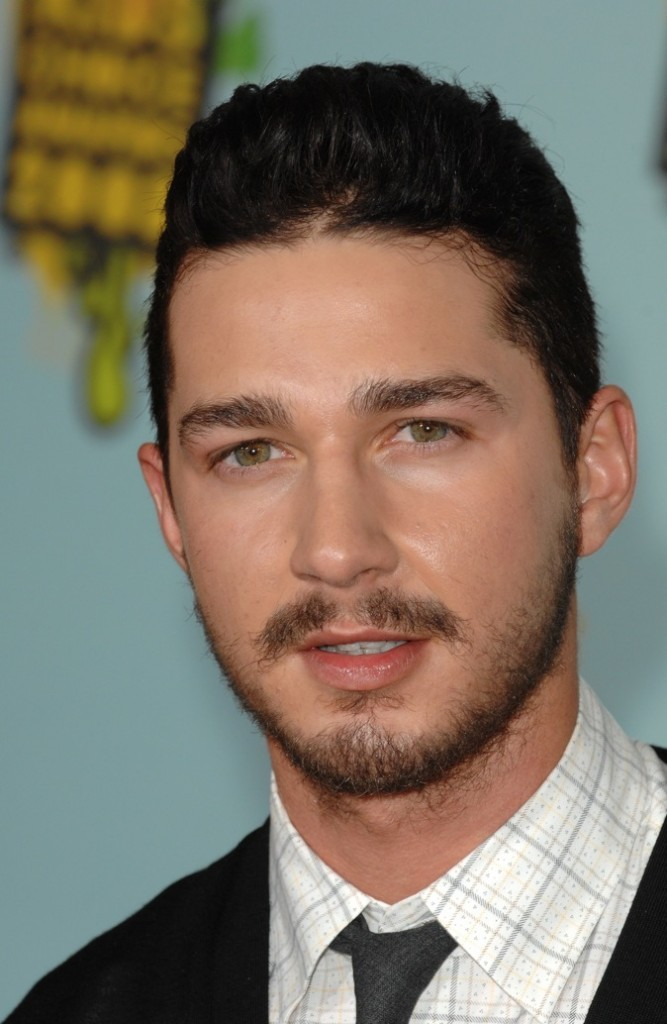 photos le cv capillaire de shia labeouf. Black Bedroom Furniture Sets. Home Design Ideas