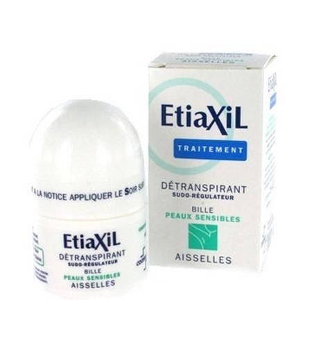 Détranspirant sudo-régulateur, Etiaxil 10,89€ en parapharmacie