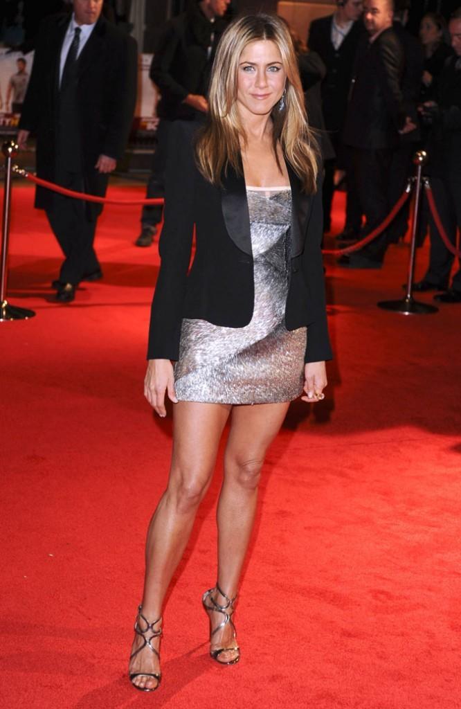 Photos : Jennifer Aniston épargnée par la cellulite