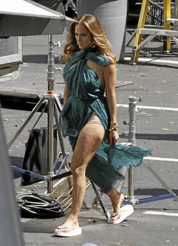 Jennifer Lopez : diva du booty ramolli !